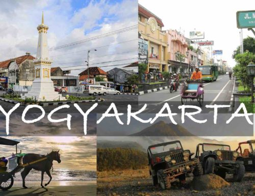 4 Things to do in Yogyakarta