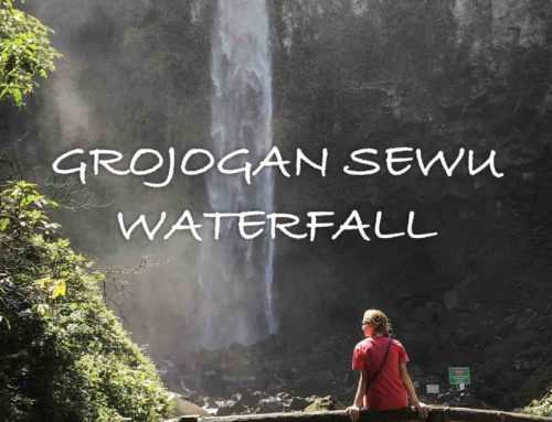 Grojogan Sewu Waterfall – Tips Before You Go